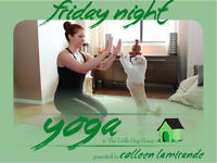 Yoga with your Dog!!