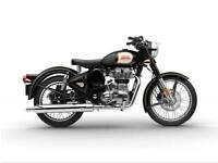 ROYAL ENFIELD CLASSIC 500 STEALTH