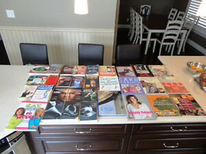 28 Books - Vampire Diaries, 50 Shades, Home Decor, Crafts & More
