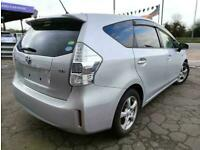 Toyota Prius Plus 1.8 Hybrid VVT-h Icon CVT 5dr 7 Seats MPV Petrol/Electric Hyb