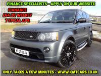 2008 Land Rover Range Rover Sport 2.7TD V6 HSE - £0000's on Upgrades - KMT Cars