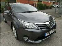 2013 Toyota Avensis 2.0 D-4D ICON 4DR Saloon Diesel Manual