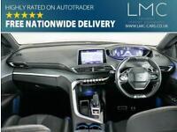 2018 Peugeot 5008 1.6 BLUEHDI S/S GT LINE 5d AUTO 120 BHP Hatchback Diesel Autom