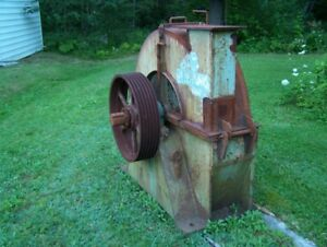 Industrial Forano Wood Chipper