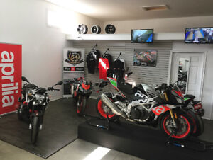 APRILIA MOTORCYCLES WINTER SALE FROM $42 PW TAX IN NO DEPOSIT