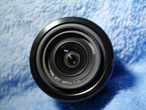 Panasonic 12-32mm ASPH Lens