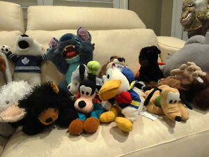 17 Pc. Plush Toy Collection -from a Supmoker Clean Non Sing Home Kitchener / Waterloo Kitchener Area image 7