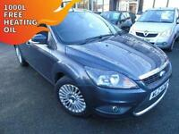 2008 Ford Focus 1.6 Titanium - Grey - Platinum Warranty!
