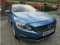 2015 Volvo S60 2.0 D4 BUSINESS EDITION 4DR Saloon Diesel Manual