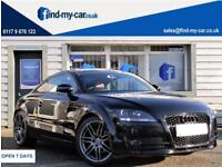 2008 08 Audi TT Coupe 2.0T FSI S Tronic With FSH & TT No' Plate