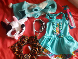 SMALL DOG/ KITTEN / CAT CLOTHES HALLOWEEN COSTUMES OUTFITS SWEAT