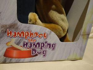 Humphrey the Humping Hound - Brand new In the Box -15 years Old Kitchener / Waterloo Kitchener Area image 2