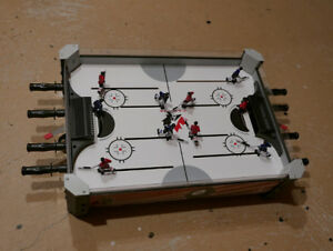 table hockey game