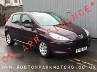 2006 PEUGEOT 307 1.4 S 2YR FREE CREDIT OFFER
