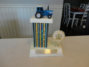'96 Formosa,ON Toy Show Award Teeswater Fair& Ford TW 35 diecast