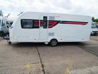 Sterling Elite 580 4 Berth Caravan