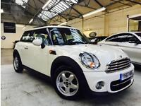 2010 MINI Hatch 1.6 Cooper D Hatchback 3dr Diesel Manual (99 g/km, 112 bhp)