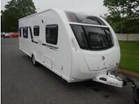 Swift Challenger Sport 584SR 4 Berth Caravan