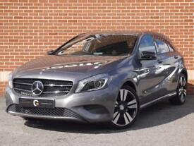 2014 64 Mercedes A Class 2.1 A200 CDI Sport 7G-DCT 5dr (Grey, Diesel)
