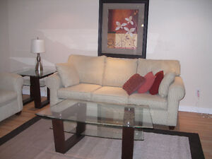 REDUCED 2 BEDROOM FURNISHED BASEMENT SUITE SOUTH/HILLSDALE