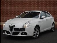 2010 60 Alfa Romeo Giulietta 1.4 TB Lusso 5dr (White, Petrol)