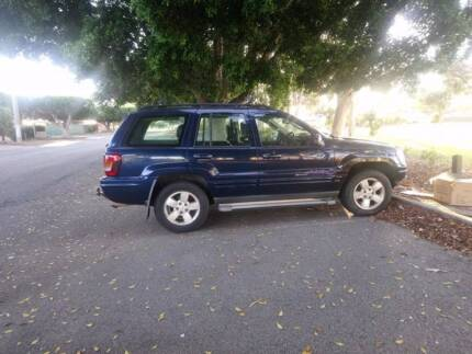 2004 Jeep WJ Grand Cherokee crd