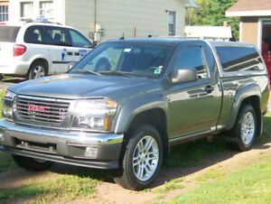 2010 GMC Canyon SLE 4X4