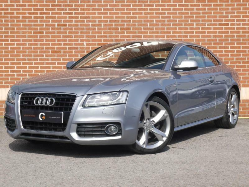 2010 10 audi a5 3 0 tdi s line special edition quattro. Black Bedroom Furniture Sets. Home Design Ideas