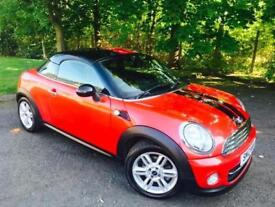 2012 MINI Coupe 1.6 Cooper (Chili) 2dr