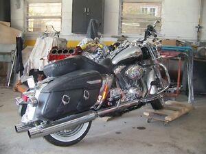 harley davidson road king flhr 2003
