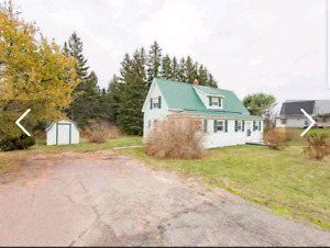 Home For Sale 15 mins from Charlottetown