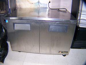 """Cooler Under Counter True 48"""" Call 727-5344"""