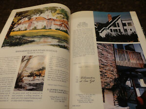 Vintage 1987 Unique Homes -The Magazine of Luxury Real Estate Kitchener / Waterloo Kitchener Area image 7