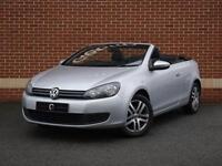 2012 12 Volkswagen Golf 1.6 TDI BlueMotion Tech S 2dr (Silver, Diesel)