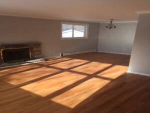 Lovely 4 Bedroom Upstairs Apartment for Rent Close to MUN