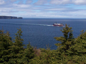 221ft Ocean Frontage Lot with Privacy & Panoramic Ocean Views St. John's Newfoundland image 9