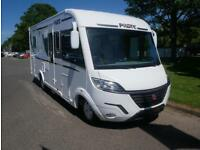 Pilote G700C Sensation- 4 berth A-Class 2018 Model