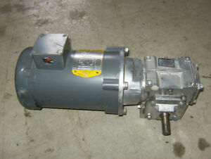 Motor and gear box units, 180 Volt 1 HP DC Motor $400, with holl
