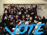 2017 Chevrolet Good Deeds Cup-Glace Bay Peewee A Miners