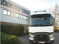 Renault T 460 6 x 2 TML LOW MILEAGE FOR YEAR 12 MONTHS WARRANTY