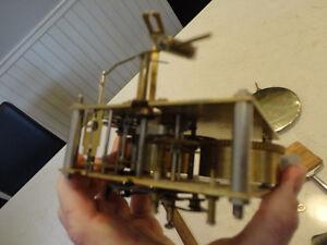 Vintage Erhard Jauch Emperor Clock Movement - West Germany Kitchener / Waterloo Kitchener Area image 3