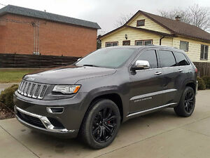 2015 Grand Cherokee Summit