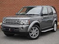 2009 59 Land Rover Discovery 3.0 SD V6 HSE 4x4 5dr (Grey, Diesel)