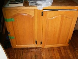 Kitchen cabinets $60.00 for all 3