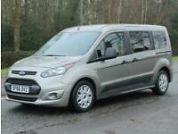 2017 Ford Grand Tourneo Connect 1.5 TDCi FREEDOM 120 Zetec 5dr Powershift Wheelc