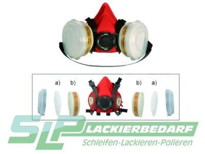 Carsystem Star Maske Lackiermaske Atemschutzmaske 141.143 Größe M Schutzmaske