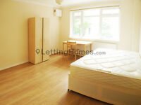 NW6 Superb 4 Bedroom SUNNY BALCONY, BRIGHT and 4 LARGE ROOMS separate MODERN KITCHEN Swiss Cottage
