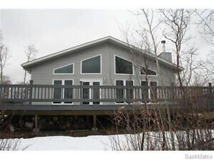 Waterfront Cabin For Sale at Struthers Lake!