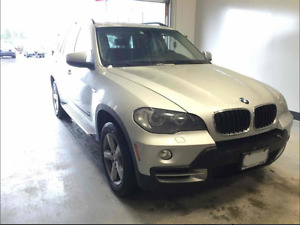 BMW X5 3.0L 6cyl No Accidents Clean Car Proof 96kms 2009
