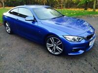 2013 BMW 4 Series 2.0 420d M Sport Coupe 2dr Diesel Manual (127 g/km, 184